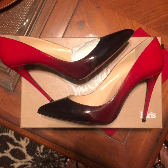 6344bee50f Christian Louboutin Shoes | Pigalle Follies 100 Patent | Poshmark